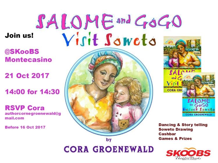 Salome Gogo invite